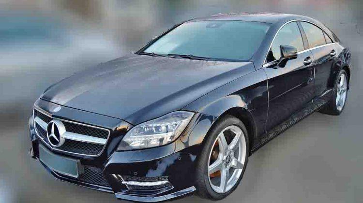 Auto gut verkaufen Mercedes cls