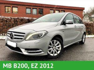 Auto verkaufen Münster Mercedes benz