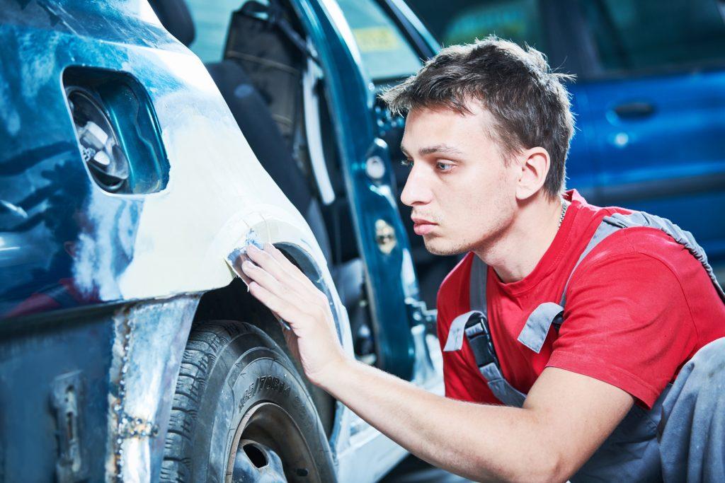 Gebrauchtwagen kauf unfall erkennen