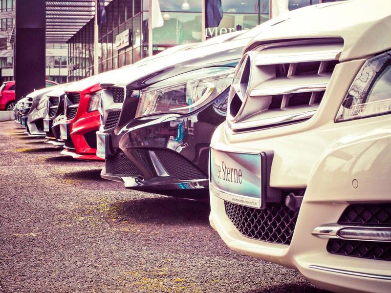 Auto-tauschen-beim-Händler