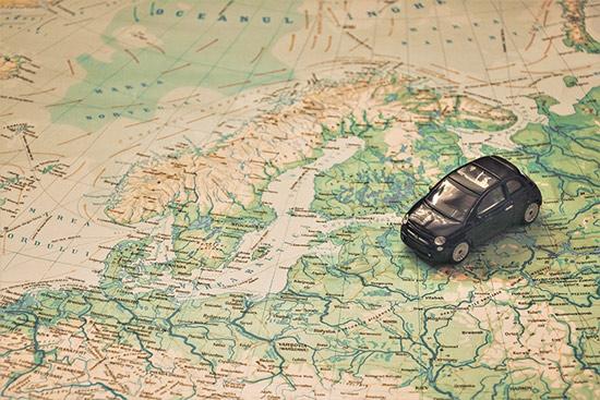 Fahrzeugbrief im Ausland