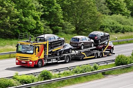 gebrauchtwagen-per pkw transport abholen