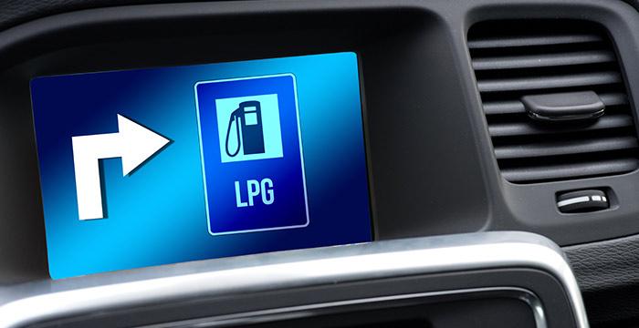 LPG Umbau zu Autogas