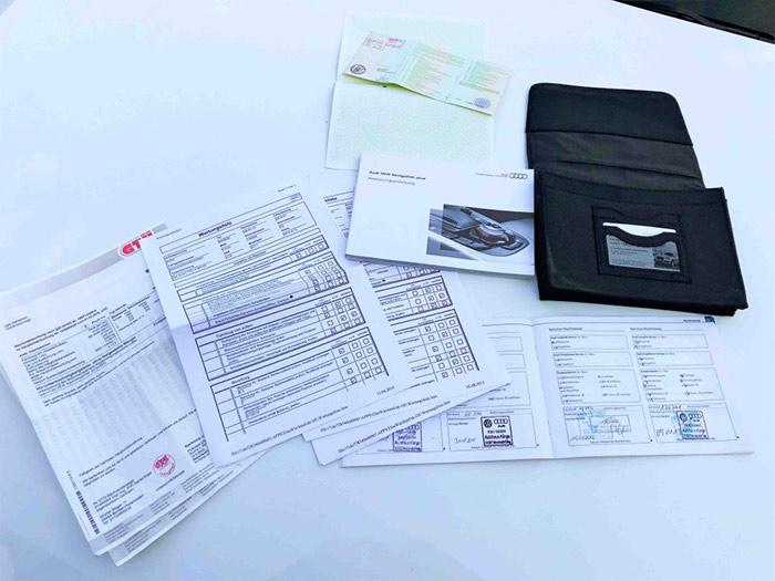 KFZ Kaufvertrag, welche Unterlagen werden benötigt